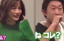 Chàng trai người Nhật tin mình bị thôi miên thật nhưng hoá ra chỉ là trò chơi khăm của cô vợ và đài truyền hình