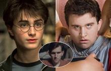 Ông anh họ xấu tính của Harry Potter bất ngờ gầy trơ xương, đi đánh cờ vua trong phim mới mà không ai nhận ra?