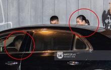 ĐỘC QUYỀN: Trai trẻ Lâm Bảo Châu ngồi chờ sẵn, đích thân lái xe đưa Lệ Quyên ra về ngay sau khi diễn xong