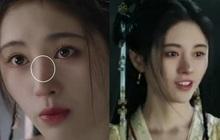 """""""Mỹ nhân 4000 năm"""" Cúc Tịnh Y lộ dấu hiệu thẩm mỹ trên TV: Sống mũi bỗng """"trong suốt"""", góc quay tố nhan sắc thật?"""