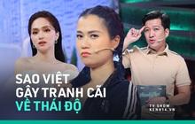 Sao Việt gây tranh cãi vì thái độ khi đi show: Vui thôi đừng vui quá!