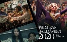 Hội phù thủy, zombie, ngạ quỷ đến trò chơi Thang Máy oanh tạc rạp Việt mùa Halloween, tha hồ quẹo lựa các cháu ơi!