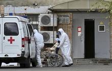 Nga ghi nhận kỷ lục trên 17.000 ca nhiễm COVID-19 mới trong ngày