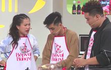 """Tạm rời Rap Việt, Yuno Bigboi và Lăng LD khiến dàn sao Việt """"hoảng hốt"""" trên show nấu ăn"""