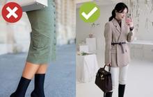 Các BTV chỉ ra 4 kiểu boots không nhạt nhẽo thì cũng lỗi mốt lắm rồi, chị em đừng mua kẻo rớt điểm phong cách