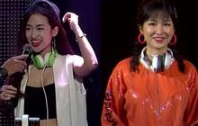 """Từng """"gây bão"""" khi cùng đội Sơn Tùng M-TP tại The Remix, DJ Trang Moon thay đổi thế nào tại King Of Rap?"""