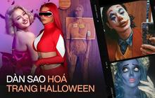 """Dàn sao thế giới """"chặt chém"""" Halloween: Nancy (MOMOLAND) hot nhất Kpop, Kylie chơi trội vẫn để thua bà hoàng Heidi Klum"""