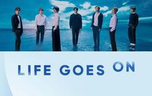 BTS hé lộ tên ca khúc comeback, fan nhìn cái poster sai trái mà phát tức nhưng vẫn chịu khó phân tích thuyết âm mưu