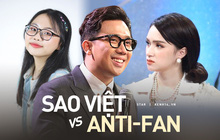 Dàn sao Việt nhờ cậy pháp luật để trừng trị antifan: Hương Giang - Trấn Thành cùng cách làm nhưng nhận phản ứng trái ngược!