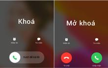 Tại sao lại có 2 màn hình khác nhau hiện lên mỗi khi iPhone có cuộc gọi?