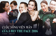Hà Hồ - Phạm Hương - Lan Khuê sau 4 năm rời khỏi The Face: Ai cũng có cuộc sống viên mãn!