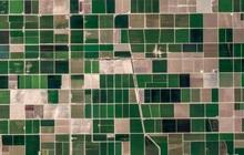 10 ảnh vệ tinh đẹp nao lòng từ Google Earth: Sự sắp đặt thần kỳ của tạo hóa xứng tầm tác phẩm triệu đô