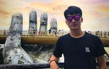 """Hội chị em không thể bỏ qua nét điển trai như """"nam thần"""" của thủ môn trẻ Dương Tùng Lâm - tân binh của CLB Sài Gòn FC"""