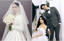 Trang Anna và bạn trai người Thái xúng xính chụp ảnh cưới, hot girl thị phi sắp thành vợ người ta mất rồi