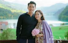 """Đài tvN gây bão khi tung bộ hình Hyun Bin - Son Ye Jin tình tứ không khác gì ảnh cưới, phần bụng của """"chị đẹp"""" gây chú ý lớn"""