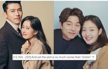 """Crash Landing on You soán ngôi bom tấn """"Yêu Tinh"""" nhưng netizen Hàn thẳng thừng: Vượt thì vượt, kịch bản vẫn thua xa Goblin"""