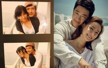 """Rò rỉ bức ảnh """"ngàn năm có một"""" thời mới hẹn hò của Kwon Sang Woo và vợ hoa hậu: Bảo sao đến giờ vẫn viên mãn!"""
