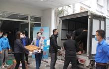 Chung tay hỗ trợ nhân dân Bình Xuyên phòng, chống dịch bệnh Covid-19