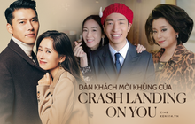 """Điểm danh cast phụ và cameo nóng 1000 độ của """"Crash Landing on You"""": Từ diễn viên Oscar đến mỹ nam hàng đầu Châu Á đều có đủ"""