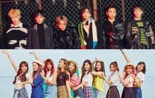 """Là """"tân binh khủng long"""" khi debut, ai ngờ đối thủ của EXO và """"em gái After School"""" lại 1 nhóm sa cơ, 1 nhóm tan rã vì… chính công ty"""