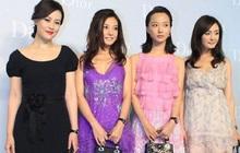 """Bức hình 9 năm trước gây sốt: Triệu Vy - Dương Mịch đều bị sắc vóc quá nuột nà của """"Thái hậu Như Ý Truyện"""" dìm tơi tả"""