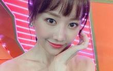 Vừa giảm 2kg, Hari Won đã khiến dân tình xốn xang với hình ảnh mới: Vai trần, vòng 1 lấp ló đầy gợi cảm!