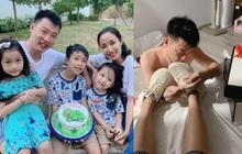 Chồng Ốc Thanh Vân tự tay mang tặng vợ giày hiệu mừng sinh nhật lúc 3h sáng: Ngôn tình đời thực sau 20 năm yêu