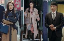 Hạ cánh nơi anh: Thời trang phim xứng đáng được điểm 10, cực phẩm là loạt áo khoác dáng dài của các nhân vật