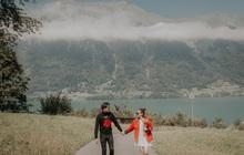 Đầu tư đi dọc châu Âu để ghi hình, Trịnh Thăng Bình có MV mới đẹp xuất sắc, choáng ngợp nhất là khung cảnh ở Thuỵ Sĩ