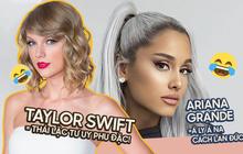 """Đừng gọi Taylor Swift là Thuý Loan nữa, phải là Thái Lặc Tư Uy Phu Đặc, Katy Perry là Khải Đế Bội Lý cùng 101 cái tên phiên âm đọc lên là muốn """"líu lưỡi"""""""