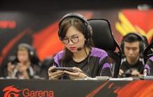 """Nữ game thủ Free Fire khiến cộng đồng """"rụng tim"""" vì quá xinh mà lại còn là đội trưởng nữa cơ!"""