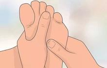 4 thay đổi ở bàn chân cho thấy gan của bạn đang dần tồi tệ