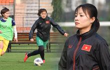 """Không có Chương Thị Kiều, HLV Mai Đức Chung """"chữa cháy"""": Đưa luôn thủ môn lên đá... hậu vệ"""