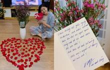 """Hậu """"dằn mặt"""" cô bồ cũ của chồng, MC Hoàng Linh khoe ăn Valentine dài hạn đến bây giờ: Chị đây xin chấp hết Tuesday nhé!"""