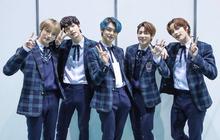 """Album Nhật tháng 1 của nghệ sĩ Kpop: TXT """"quật ngã"""" 3 thế hệ nhà SM, BLACKPINK bị đánh bại bởi nhóm nữ đang lên"""