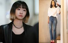 """Sốc nặng vì chiều cao chuẩn siêu mẫu của """"điên nữ"""" Tầng Lớp Itaewon, chị em vứt liêm sỉ đòi Kim Da Mi làm... chồng?"""