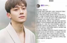 Chen (EXO) cuối cùng đã viết tâm thư lên tiếng chính thức sau hơn 1 tháng gây chấn động với tin kết hôn và có con