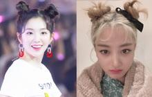 """Kiểu tóc búi Pucca người thường diện dễ """"fail"""" là thế nhưng idol Hàn quẩy lên lại xinh yêu mỹ mãn"""