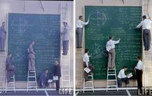 Ngày xưa khi chưa có máy tính và đây là cách các nhà khoa học NASA tính toán, nhìn chất và ngầu quá
