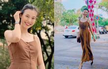Liên tục bị nhắc nhở vì mang giày cao gót gây nguy hiểm trong thai kì, MC Hoàng Oanh lên tiếng giải thích