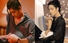 """Vừa thay đổi hình tượng mới, K-ICM đã bị Netizen tố """"đạo nhái"""" bộ ảnh của Tiêu Chiến """"Trần Tình Lệnh"""" vì như... hai anh em sinh đôi?"""