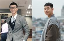 """Bình An """"xuống tóc"""" đúng kiểu ngố tàu của tài tử cực phẩm Park Seo Joon trong """"Tầng lớp Iaewon"""" và cái kết bất ngờ"""