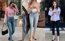 Quần skinny jeans có dấu hiệu hot trở lại và 12 cách diện bạn nên cập nhật ngay để sành điệu chẳng kém ai