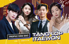 """Dàn cast cực phẩm Tầng Lớp Itaewon: Nữ phụ là """"crush tin đồn"""" của Lee Jong Suk, đội nam thần 6 múi chuẩn """"tình cũ"""" Park Min Young?"""
