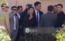 """Binz, Soobin Hoàng Sơn và hội """"gentleman"""" Vbiz xuất hiện cực điển trai trong đám cưới Tóc Tiên và Hoàng Touliver"""