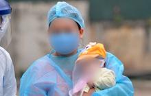 Bé 3 tháng tuổi nhiễm COVID-19 chính thức được xuất viện