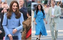 Meghan Markle lại thua đau trước chị dâu Kate trong cuộc chiến mặc đẹp: Đẳng cấp Nữ hoàng tương lai thực sự khác biệt