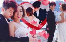 Cbiz hôm nay cũng có 1 đám cưới bí mật chẳng kém Touliver - Tóc Tiên: Cả hôn lễ chỉ có đúng... cô dâu chú rể tham dự
