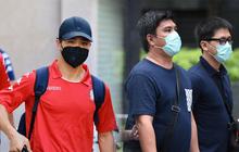 """Công Phượng và đồng đội """"liều mình"""" đến Singapore thi đấu: Số ca nhiễm Covid-19 gấp 5 lần Việt Nam, người chưa từng đến Trung Quốc cũng mắc bệnh"""