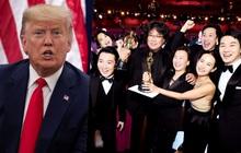 """Parasite thắng Oscar, Tổng thống Donald Trump phản ứng gây bất ngờ: """"Cái quái gì vậy, sao lại là phim Hàn Quốc?"""""""